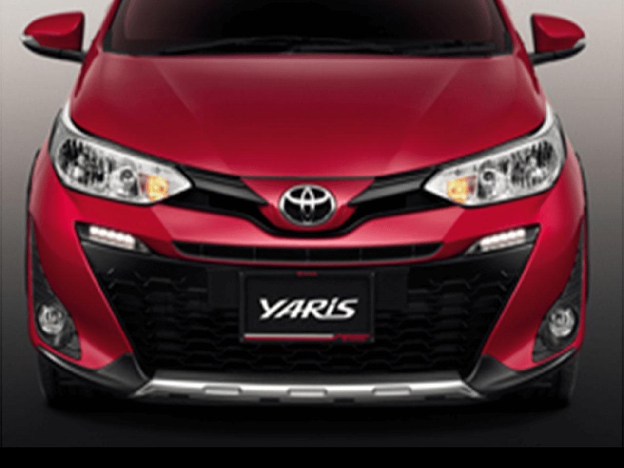 Luz Diurna de Condução Yaris Hatch  XL XS XLS  - Mirai Peças Toyota