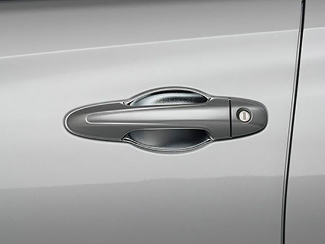 Moldura Cromada da Maçaneta (CUP) Yaris Hatch XL XS XLS  - Mirai Peças Toyota