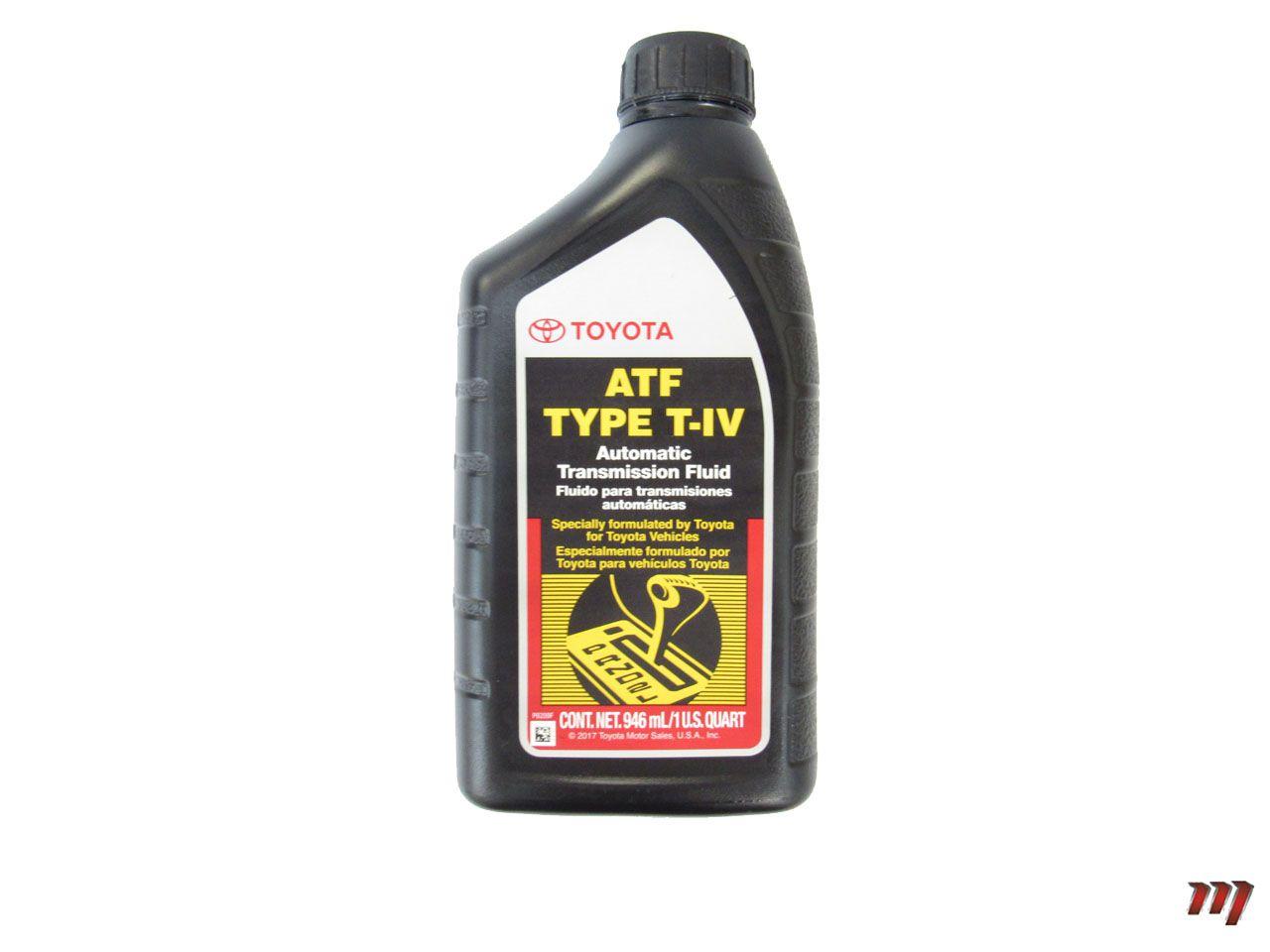 Óleo ATF Type T-IV Fluído Transmissão Automática  - Mirai Peças Toyota