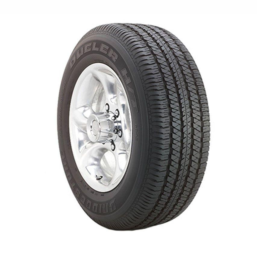 Pneu Bridgestone 265/65R17 112S Dueler H/T 684II  - Mirai Peças Toyota