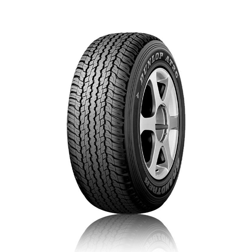 Pneu Dunlop 265/60R18 110H Grandtrek AT 25  - Mirai Peças Toyota