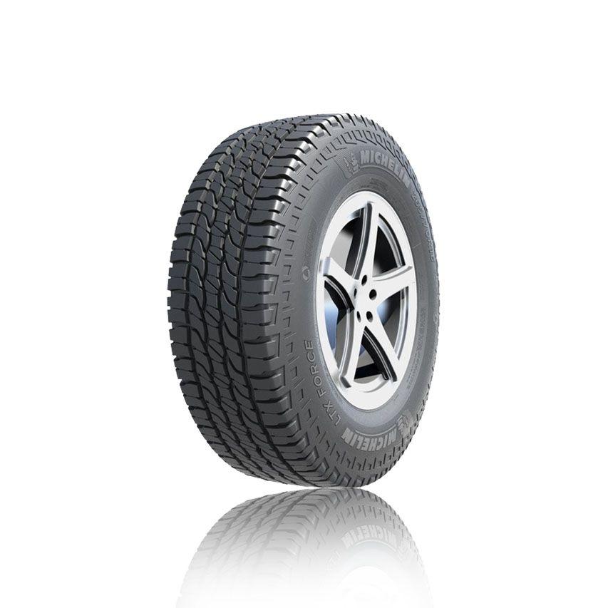 Pneu Michelin 265/65R17 112H  LTX Force A/T  - Mirai Peças Toyota
