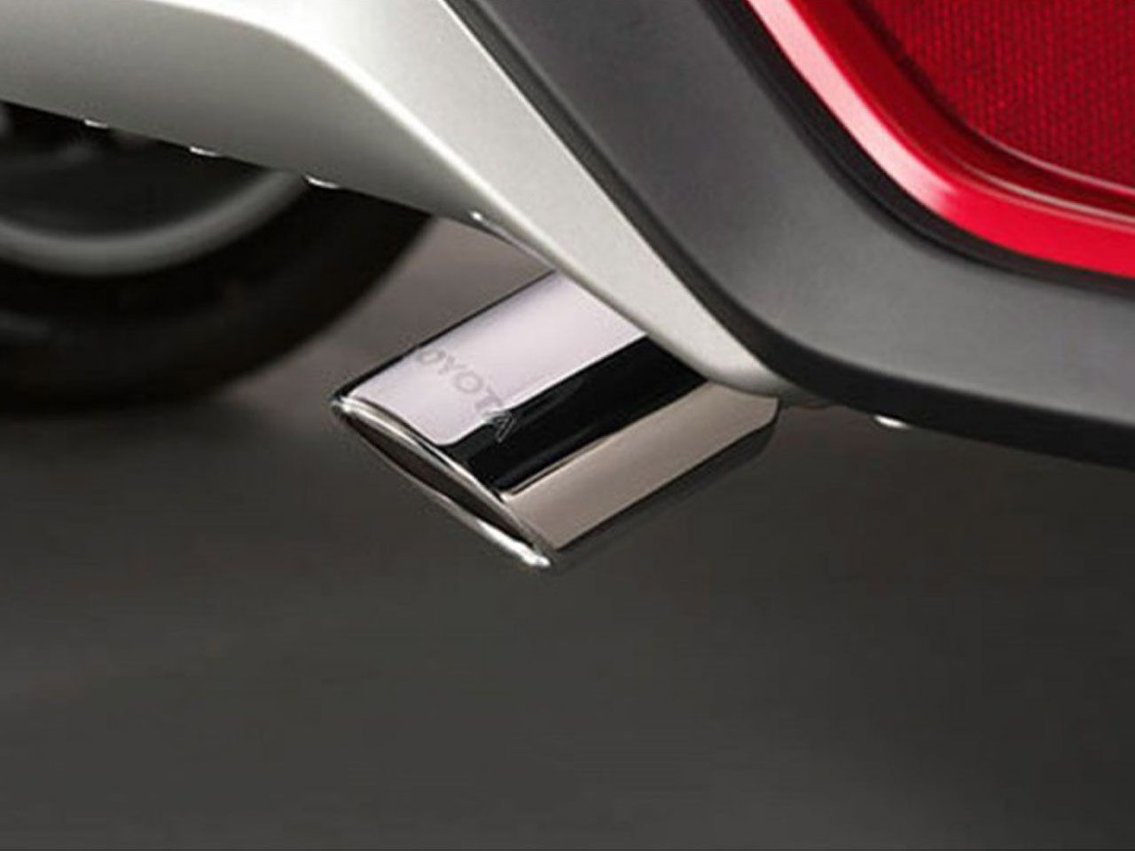 Ponteira de Escapamento Yaris Hatch XL XS XLS  - Mirai Peças Toyota