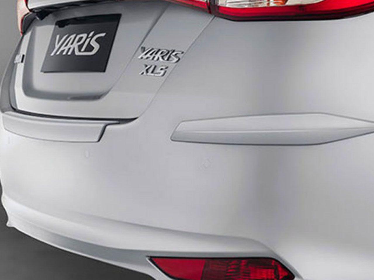 Protetor de Para-Choque Yaris Sedã XL XS XLS  - Mirai Peças Toyota