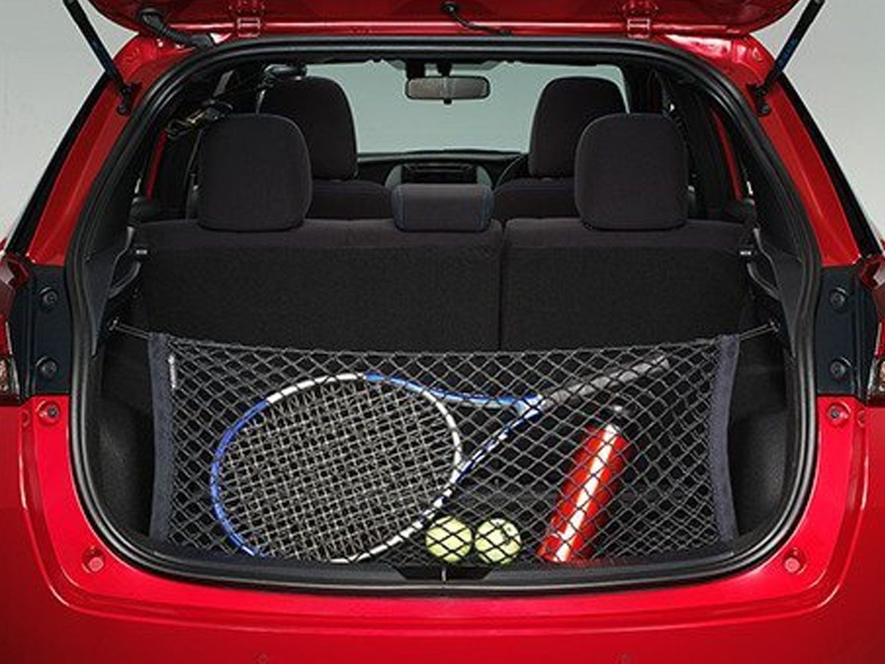 Rede de Porta-Malas Yaris Hatch XL XS XLS X-WAY  - Mirai Peças Toyota