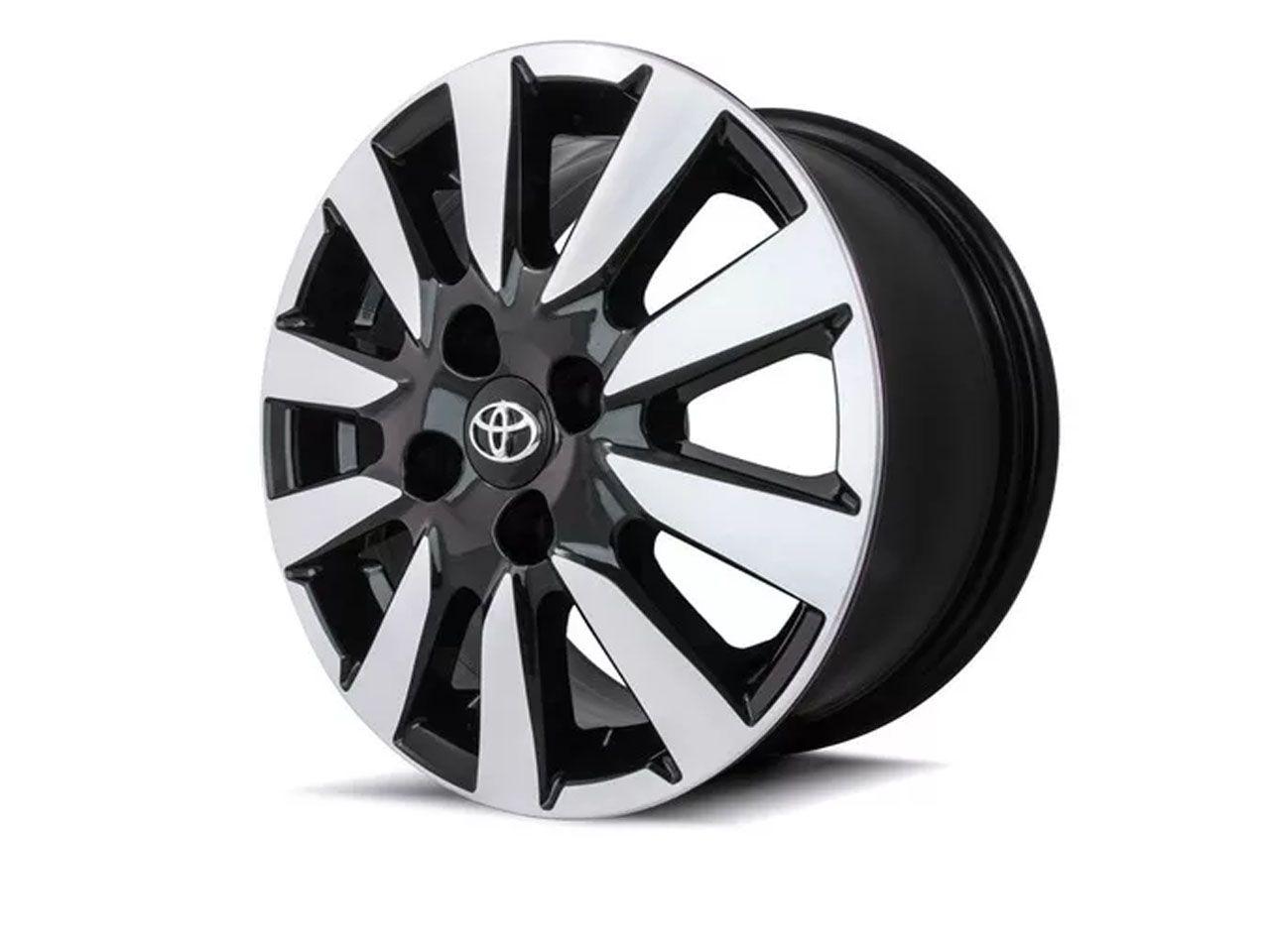 "Roda de Liga Leve 15"" Etios Hatch X XS  - Mirai Peças Toyota"