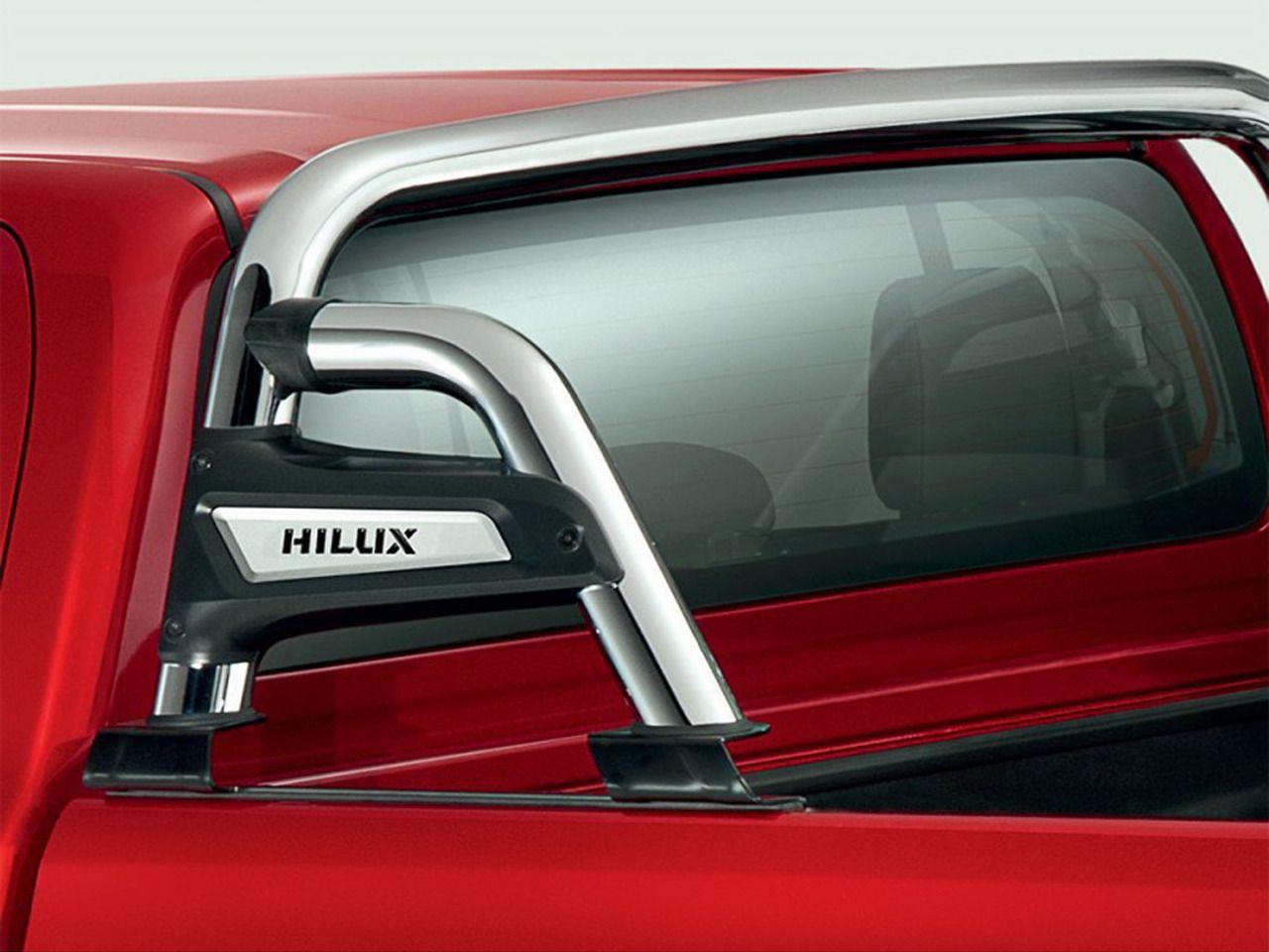 Santoantônio Cromado Hilux STD SR SRV SRX  - Mirai Peças Toyota