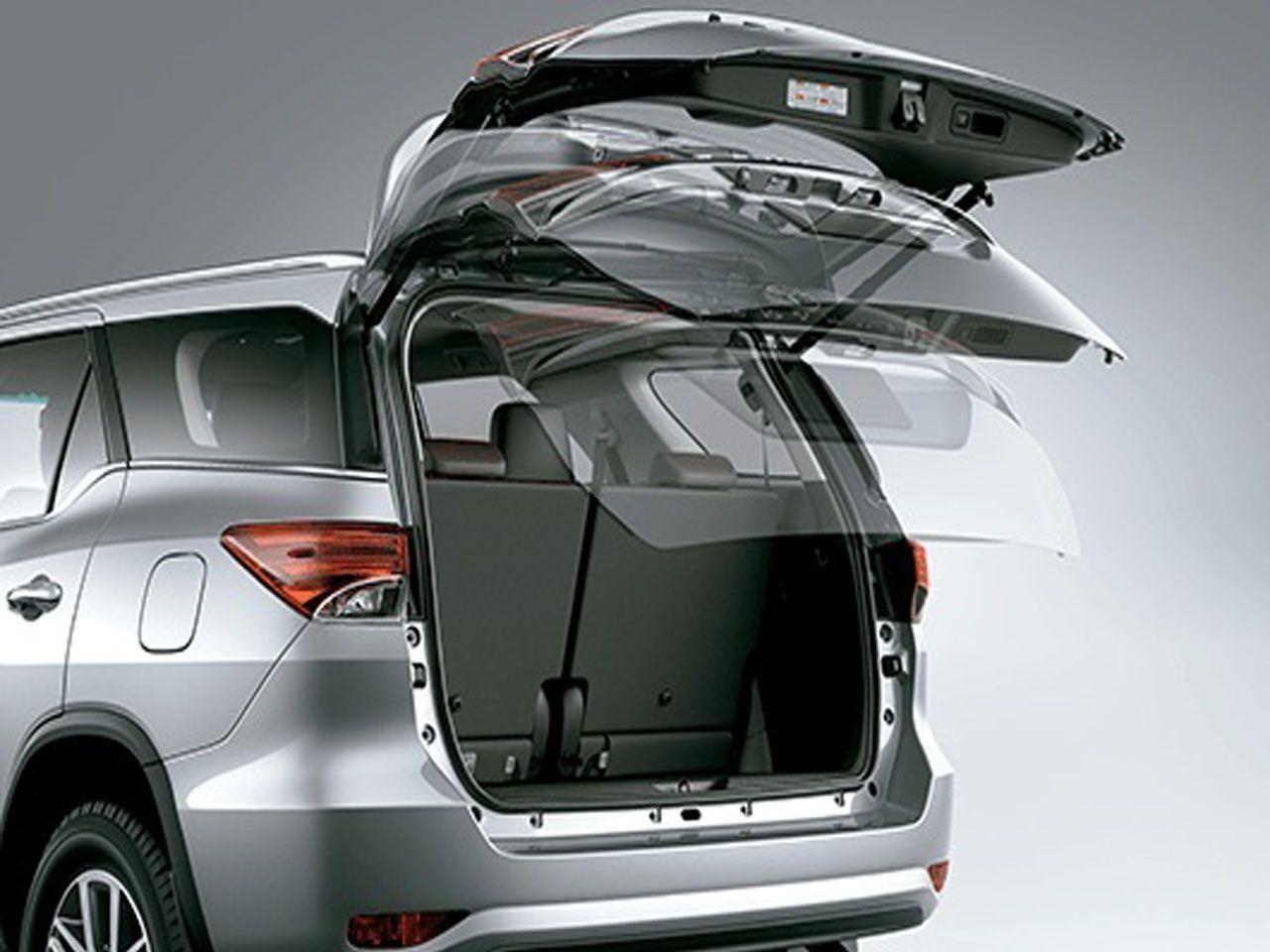 Sensor de Abertura do Porta-Malas Branco SW4 SRX  - Mirai Peças Toyota