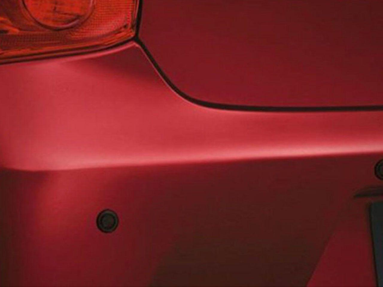 Sensor de Estacionamento Traseiro Genuíno Etios Sedã X  - Mirai Peças Toyota