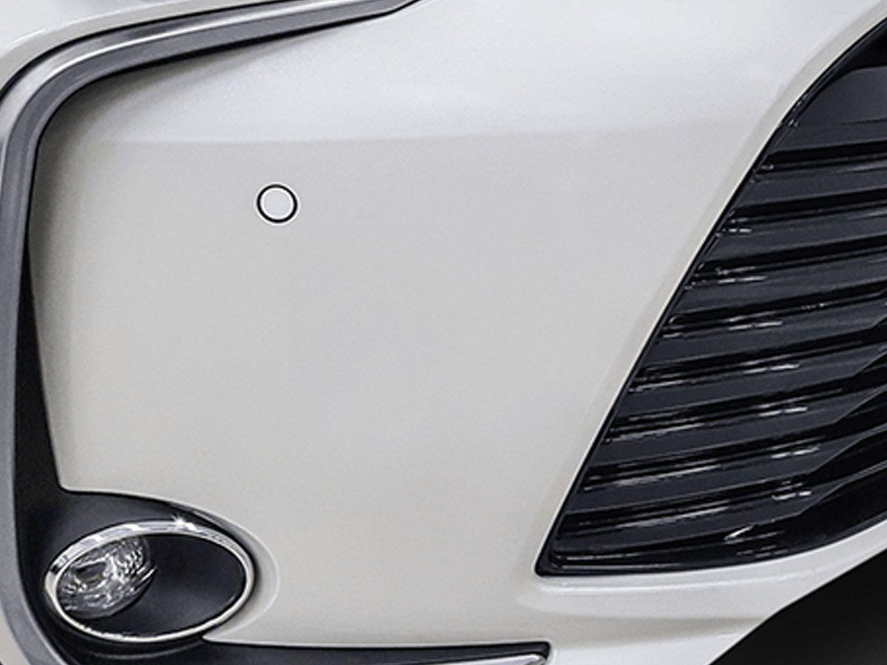 Sensor de Estacionamento Frontal Genuíno New Corolla GLi XEi ALTIS   - Mirai Peças Toyota