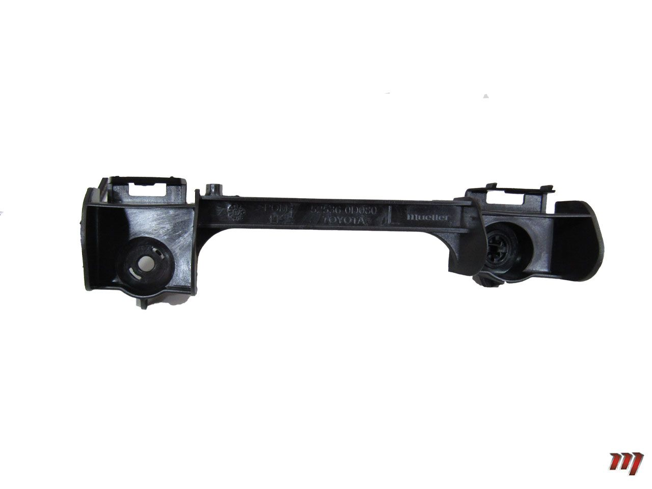 Suporte Guia do Para-Choque Dianteiro Esquerdo Etios STD X XS XLS 2012  - Mirai Peças Toyota