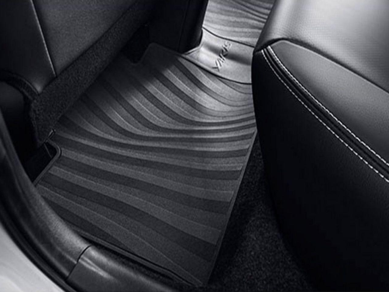 Tapete Traseiro de Borracha Etios Sedã X  - Mirai Peças Toyota