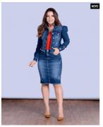 Saia Jeans - Lançamento Joyaly (11656 T)