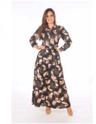 Vestido Chemisier Longo - Moda Evangélica Joyaly (30991 T)