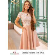 Vestido Gode - Moda Evangélica Lançto Maria Amore (2952)