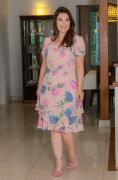 Vestido Plus Size Crepe - Moda Evangélica Kauly (3018 E)