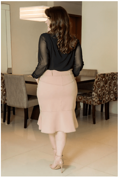 Camisa Viscose Plus Size - Moda Evangélica Kauly (2925 T)