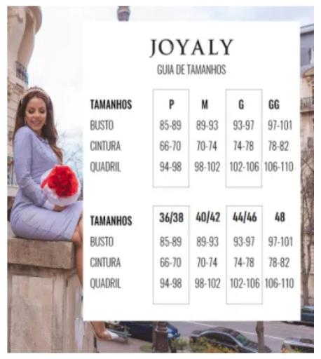 Jaqueta Jeans - Moda Evangélica Joyaly (12096 T)