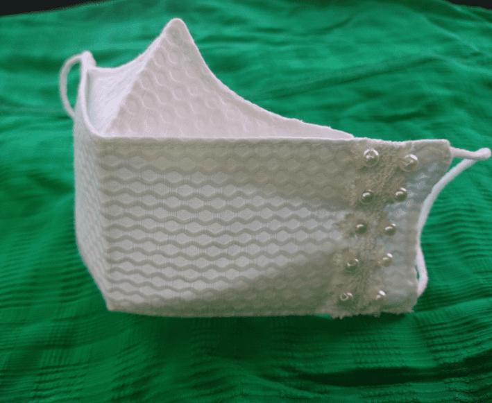 Mascara Simonello Proteção Reutilizável Feminina 3d (005 E)