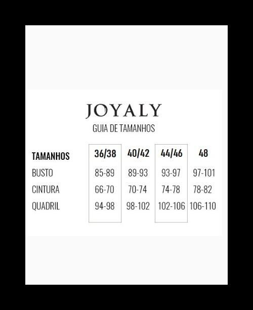 Saia Jeans Destroyed - Lançamento Joyaly (11559 E)