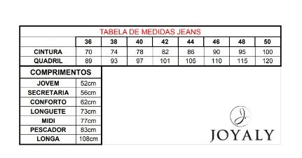 Saia Longa Jeans Luiza - Moda Evangélica Joyaly (11865 E)