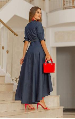 Vestido Mullet Valentina - Lançamento Raje (18460 T)