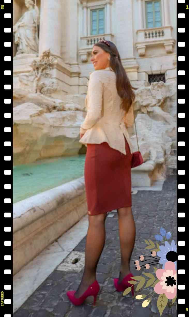 Vestido Tubo C Blazer Bordado - Maria Amore (2595 E)