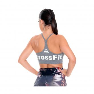 Top Fitness Bojo Crossfit Roupa de Academia