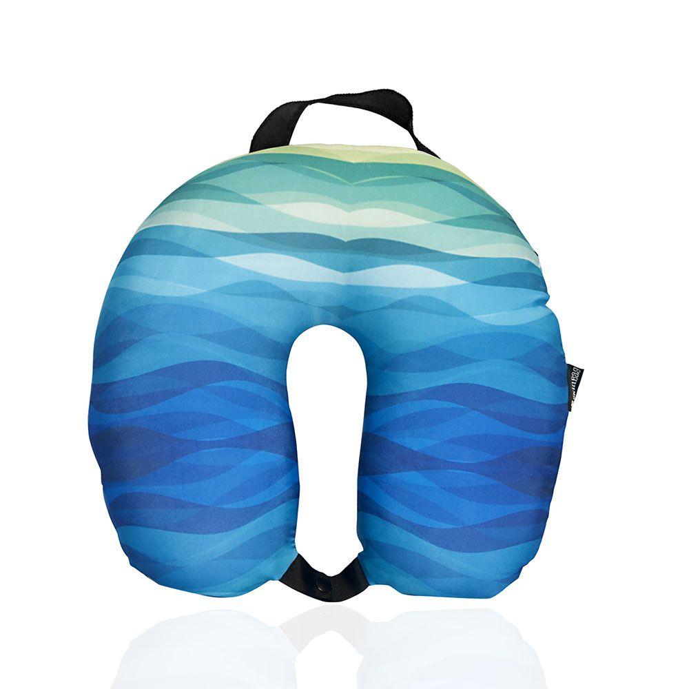Almofada de Pescoço Waves
