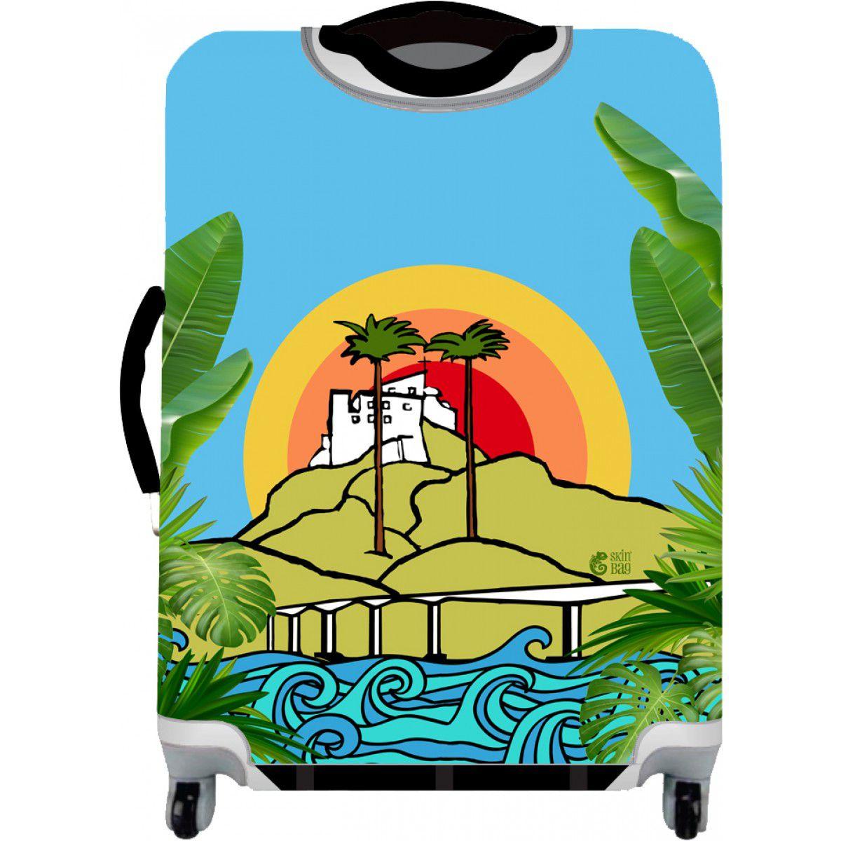 Capa Para Mala Convento da Penha Colors