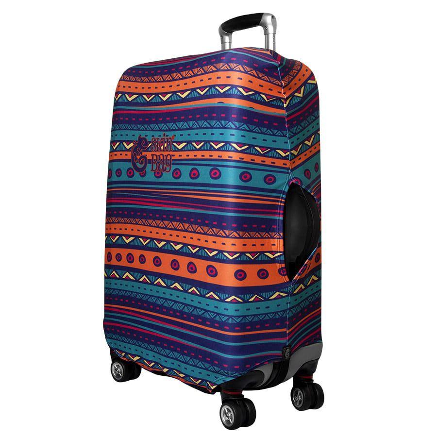 Capa Para Mala Cuzco + Identificador de Bagagem