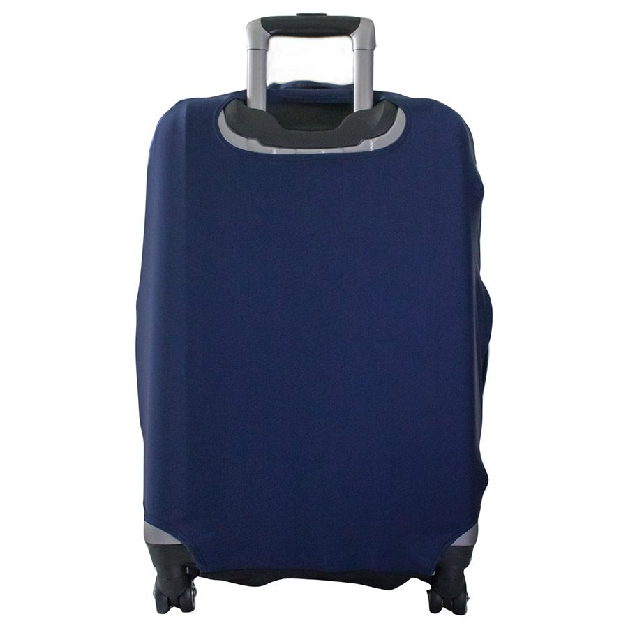 Capa Para Mala Lisa Azul Marinho - Skinbag
