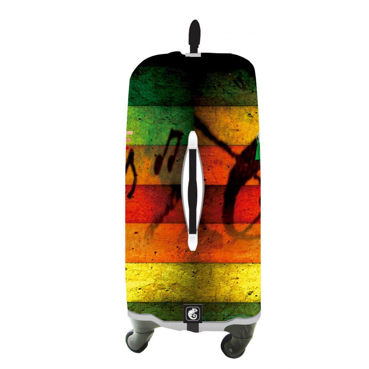 Capa Para Mala Reggae