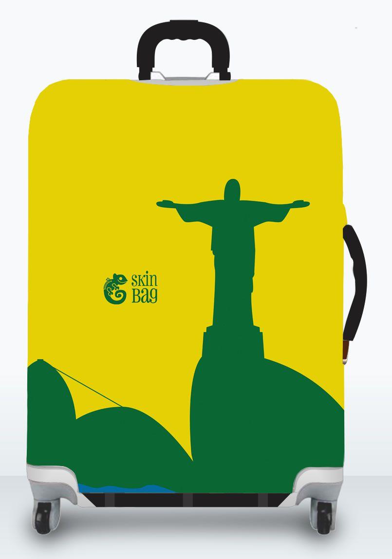 Capa Para Mala Rio De Janeiro