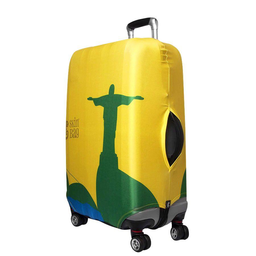 Capa Protetora para Mala Rio De Janeiro - Skinbag