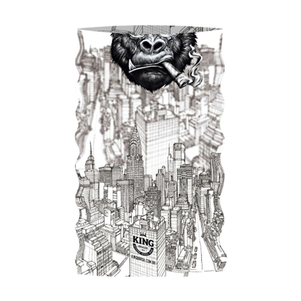 Bandana Mascara Pesca King com Proteção Solar UV 03 Gorilax