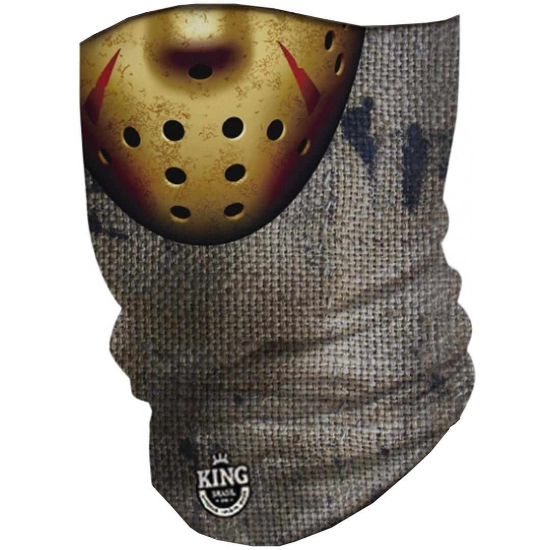 Bandana Mascara Pesca King com Proteção Solar UV 05 Jason Nova