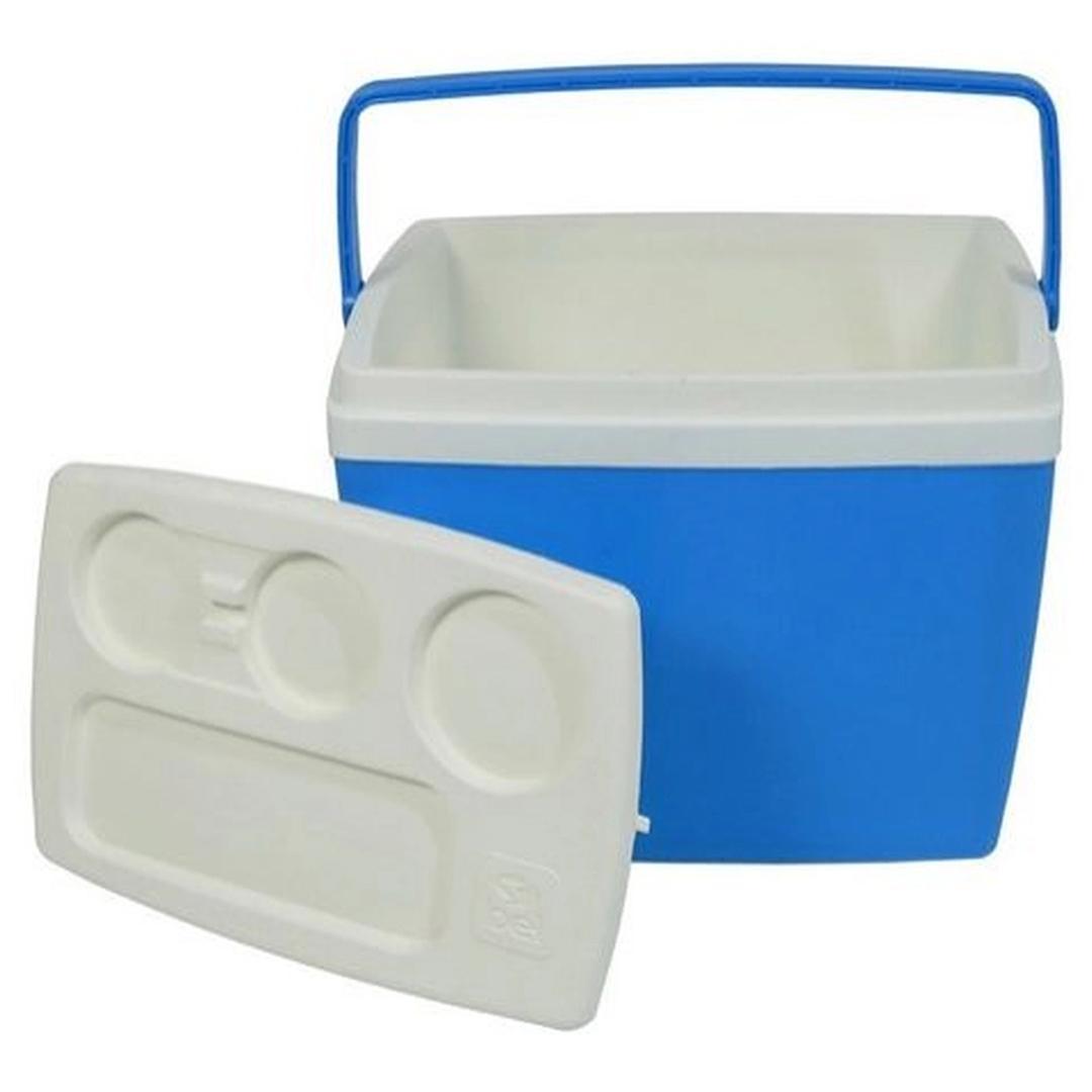 Caixa Térmica Cooler Grande Belfix Com Alça 34 L 54 Latas p/ Praia Camping Lazer