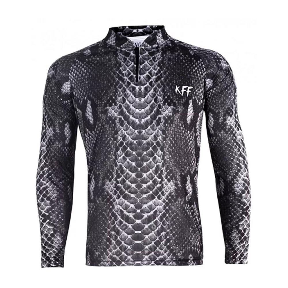 Camiseta Pesca Proteção Solar UV King Cobra KFF70