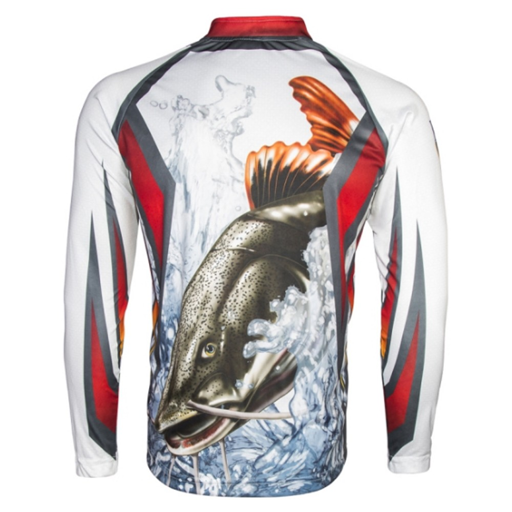 Camiseta Pesca Proteção Solar UV King Pirarara KFF27