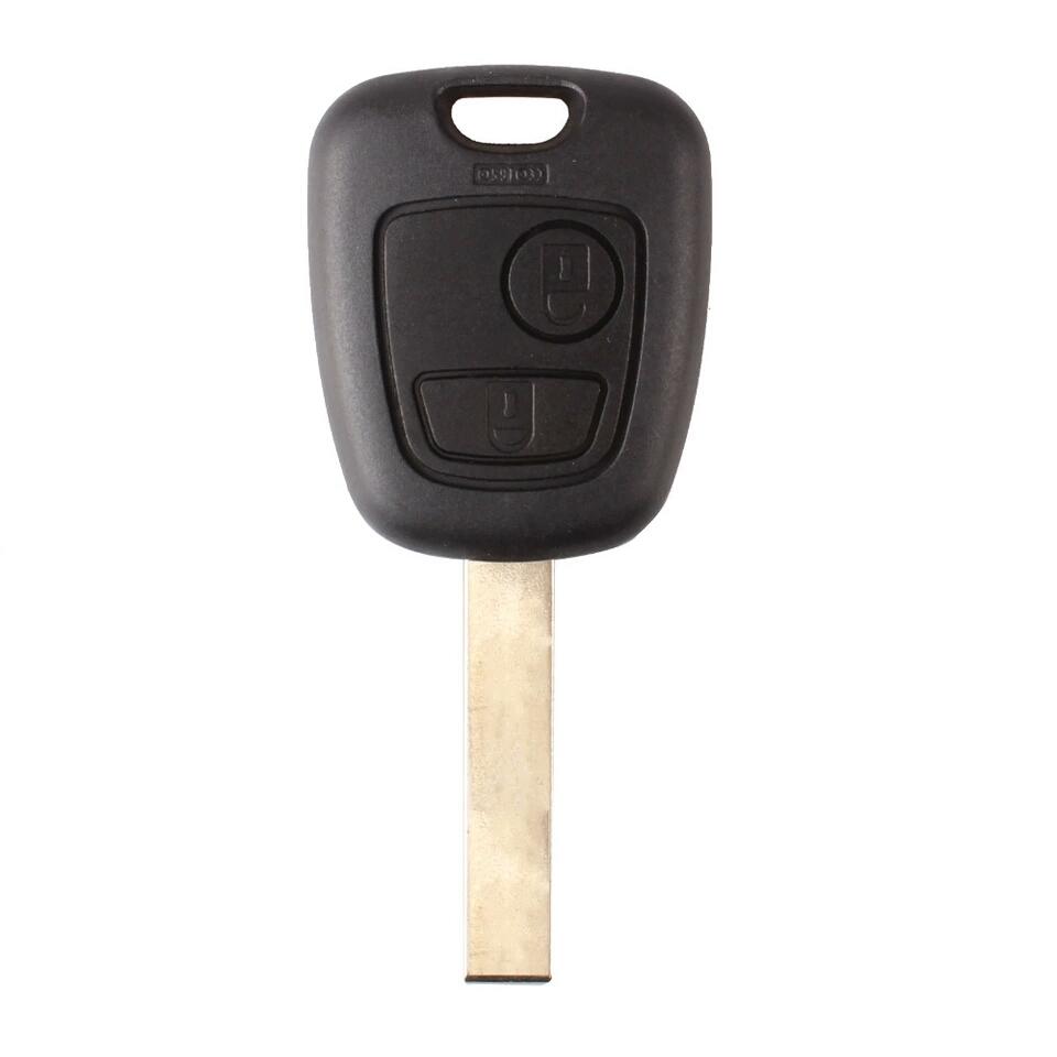 Chave Telecomando Peugeot 206 207 307 308 407 408 Fresada