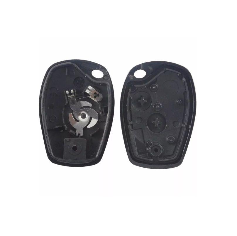Chave Telecomando Renault Sandero Symbol Logan Duster 2 Botões L