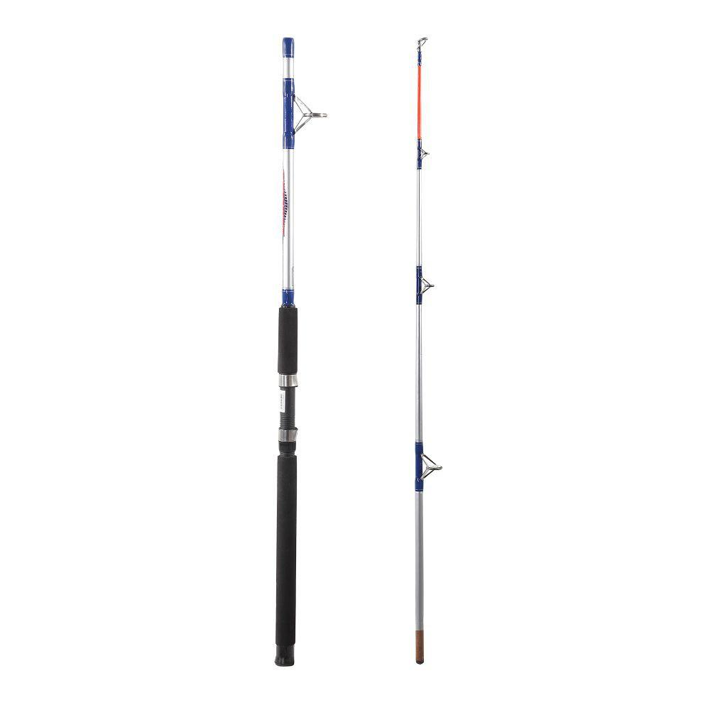 Kit Pesca Pesada Molinete Elite 5000 + Vara Combat 20-45 Lbs