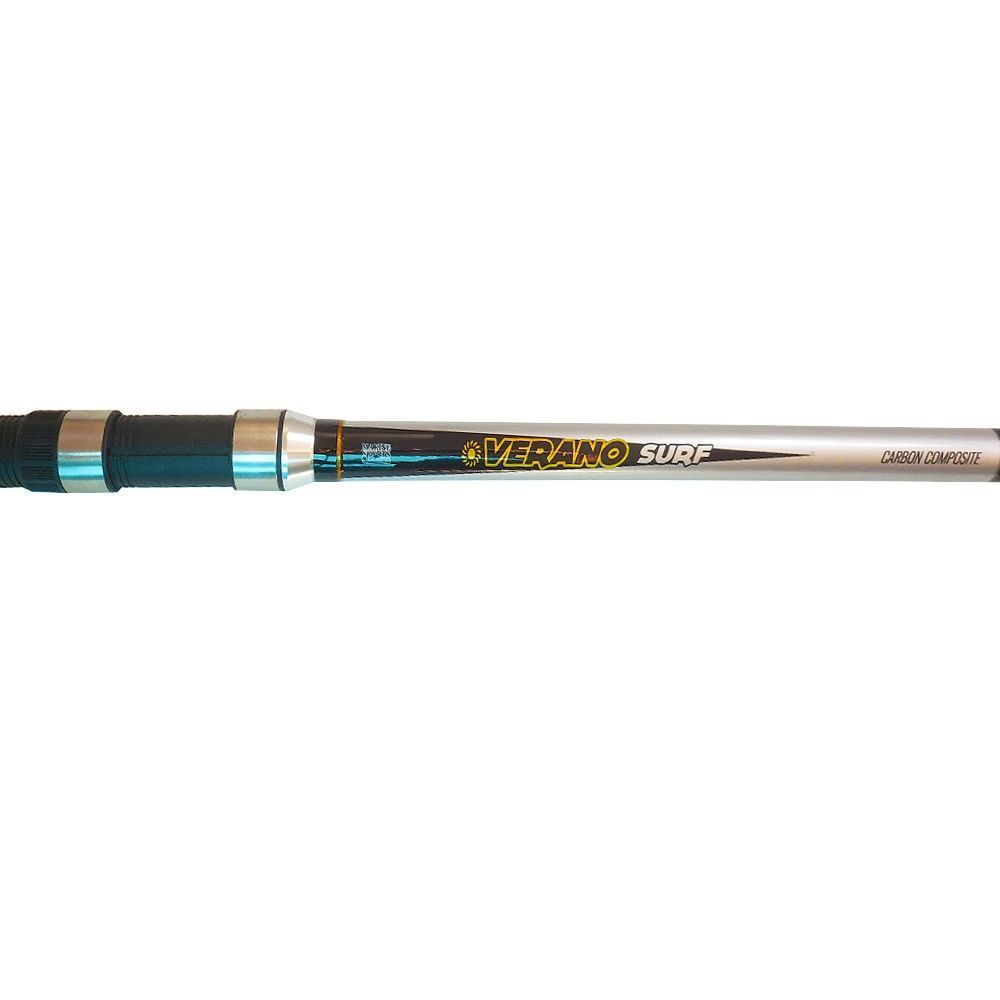 Kit Pesca Vara Verano Surf 3,60m + Molinete Daiwa Strikeforce 4000