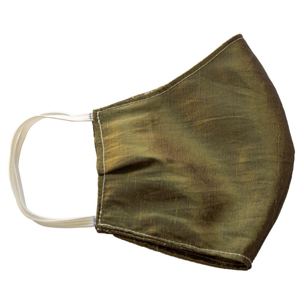 Máscara de Proteção de Tecido Lavável Não Descartável 01UN