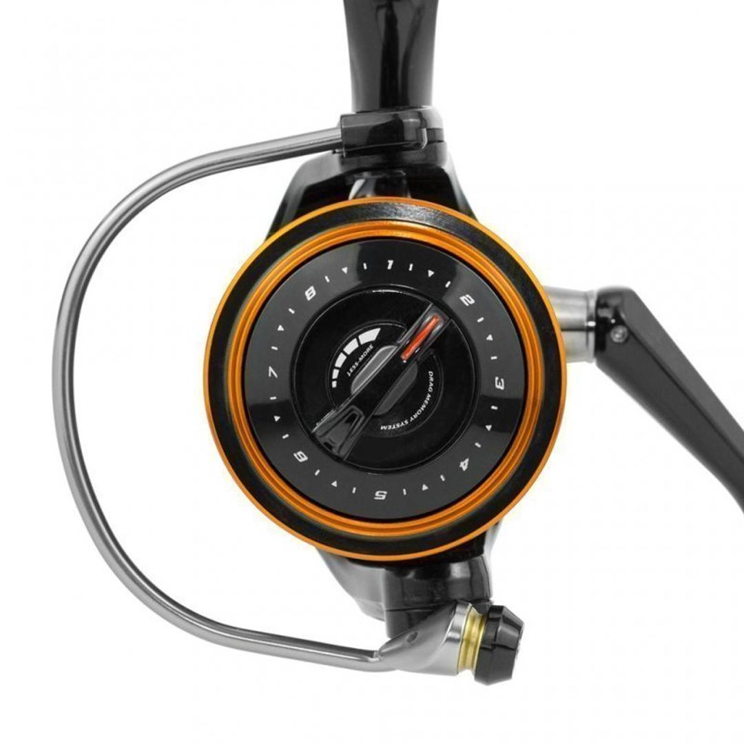 Molinete Marine Sports Venza 5000 6 Rolamentos Drag 10 Kg