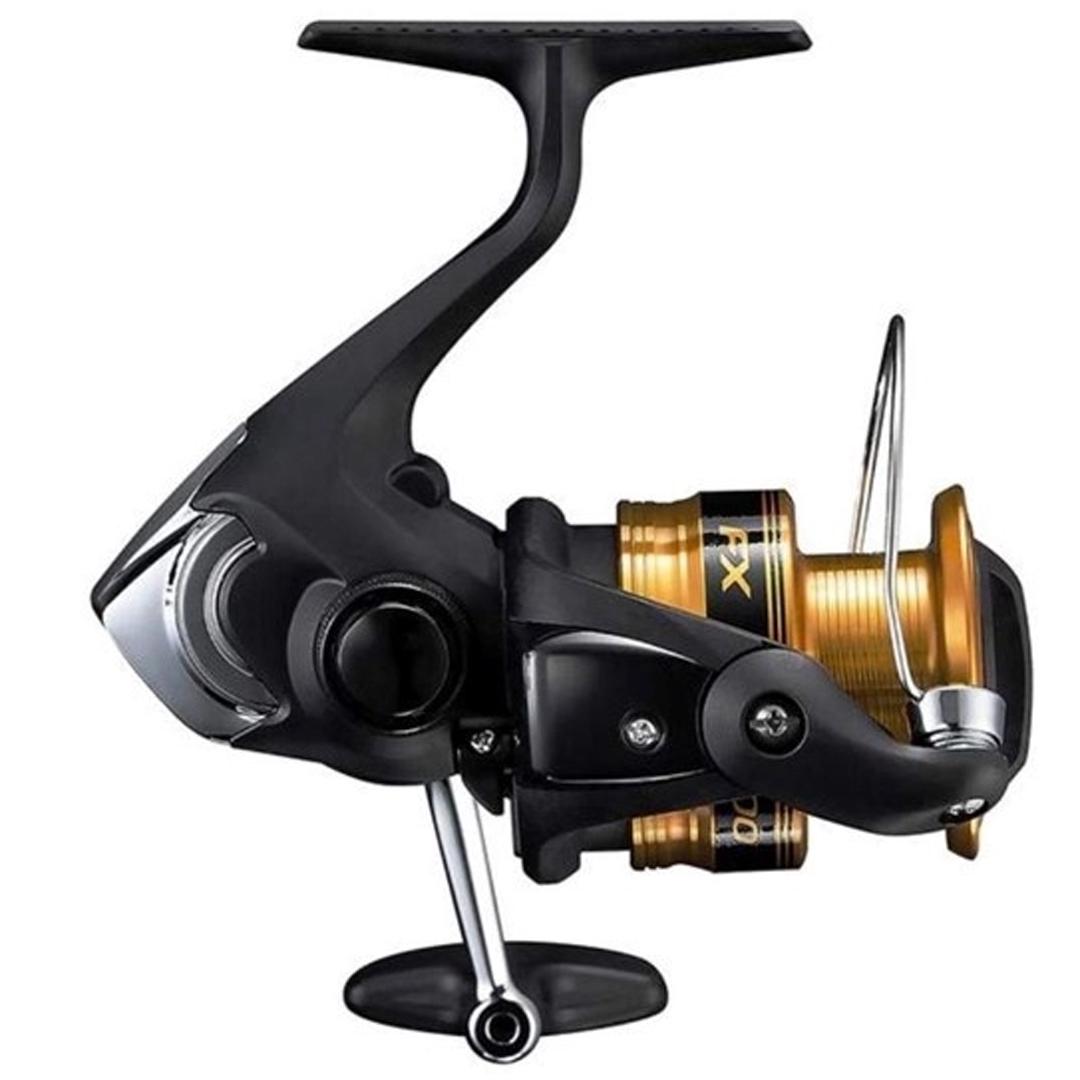 Molinete Pesca Shimano FX 2500 FC 3 Rolamentos 5.0:1 Drag 4Kg