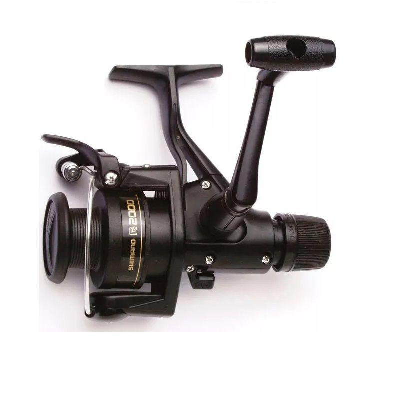 Molinete Pesca Shimano IX 2000R Fricção Traseira Drag 3Kg