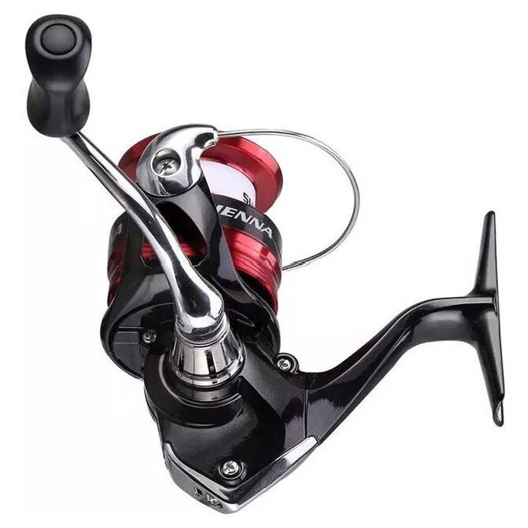 Molinete Pesca Shimano Sienna FG 4000 4 Rolamentos 5.2:1 Drag 8,5Kg