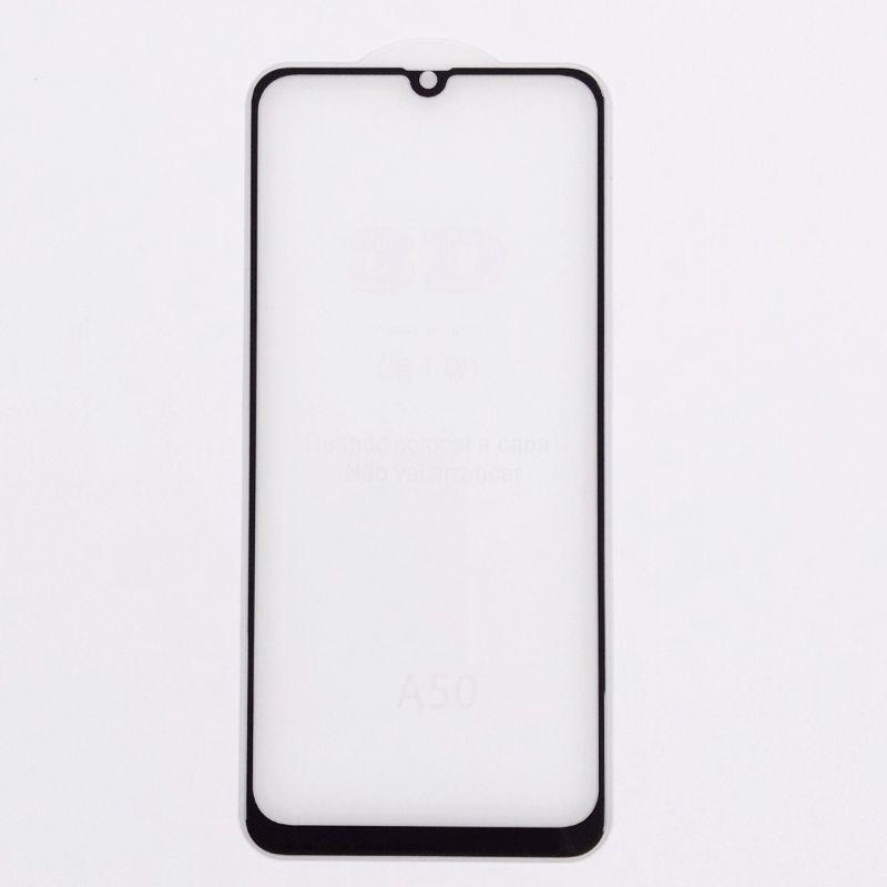 Película de Vidro Temperado 3D Samsung A70 2019 Tela Toda